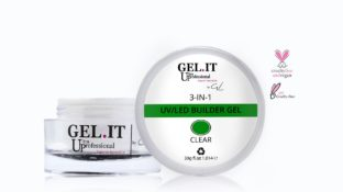 3-in-1 Builder Gel Clear