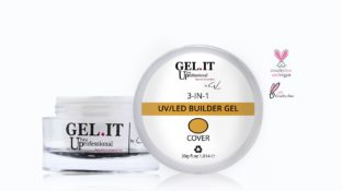 3-in-1 Builder Gel Cover